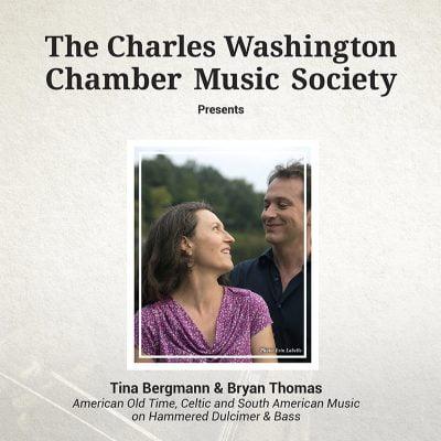 Tina Bergmann, Hammered Dulcimer & Bass