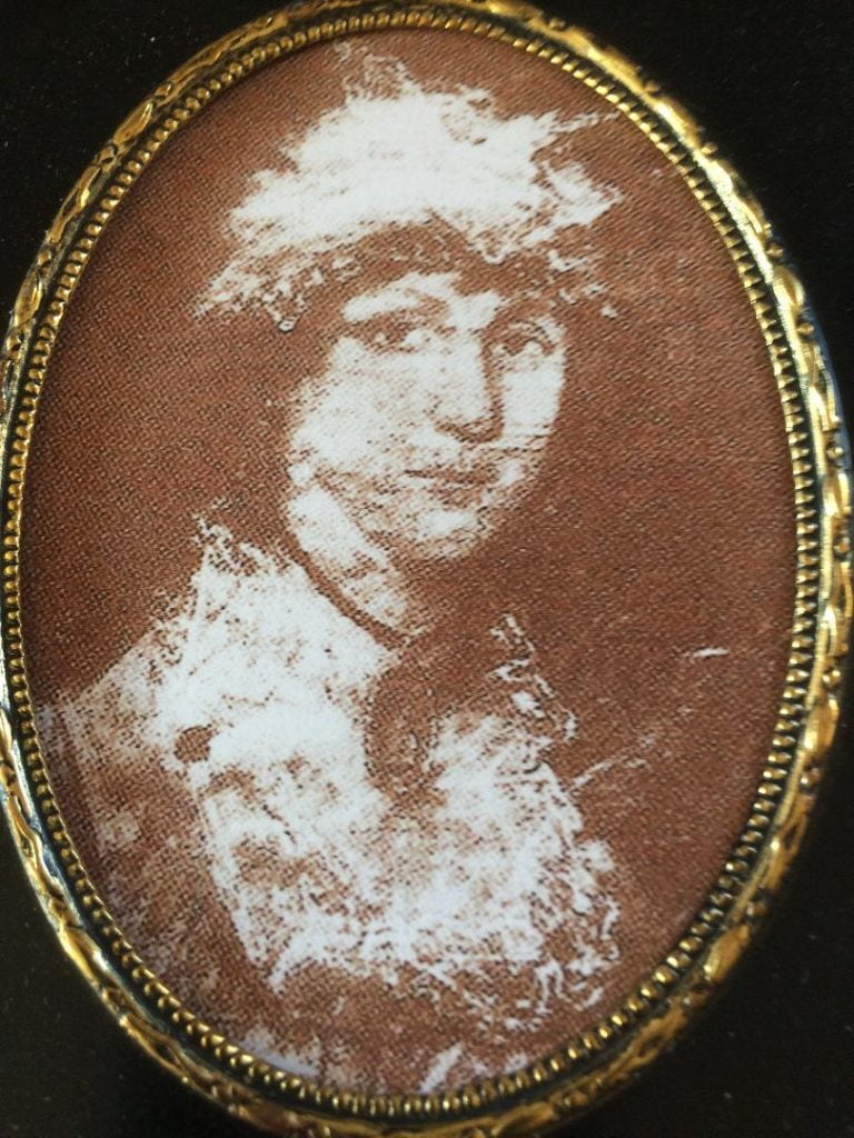 Mildred Gregory Washington Hammond