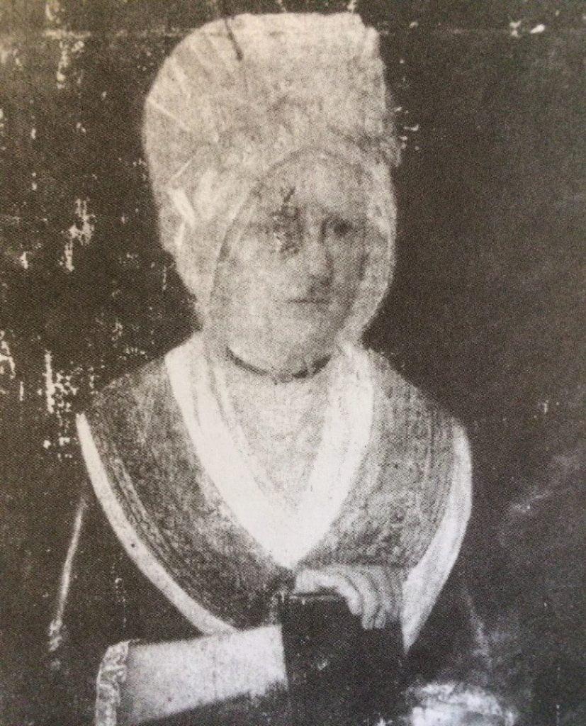 Mildred Thornton Washington