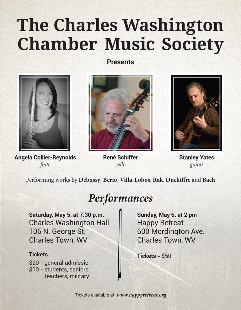 The Charles Washington Chamber Music Society