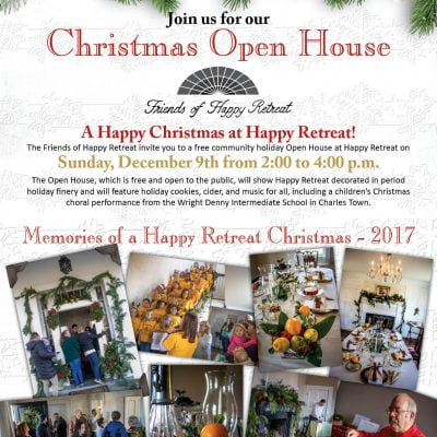 2018 Christmas Open House