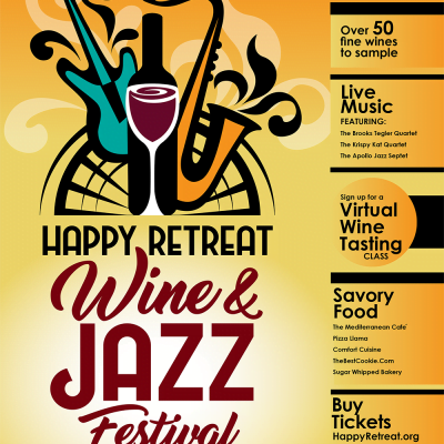 2017 Happy Retreat Wine and Jazz Festival