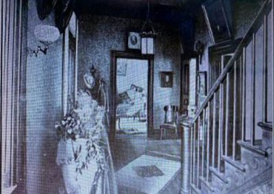 Happy Retreat Foyer before 1920