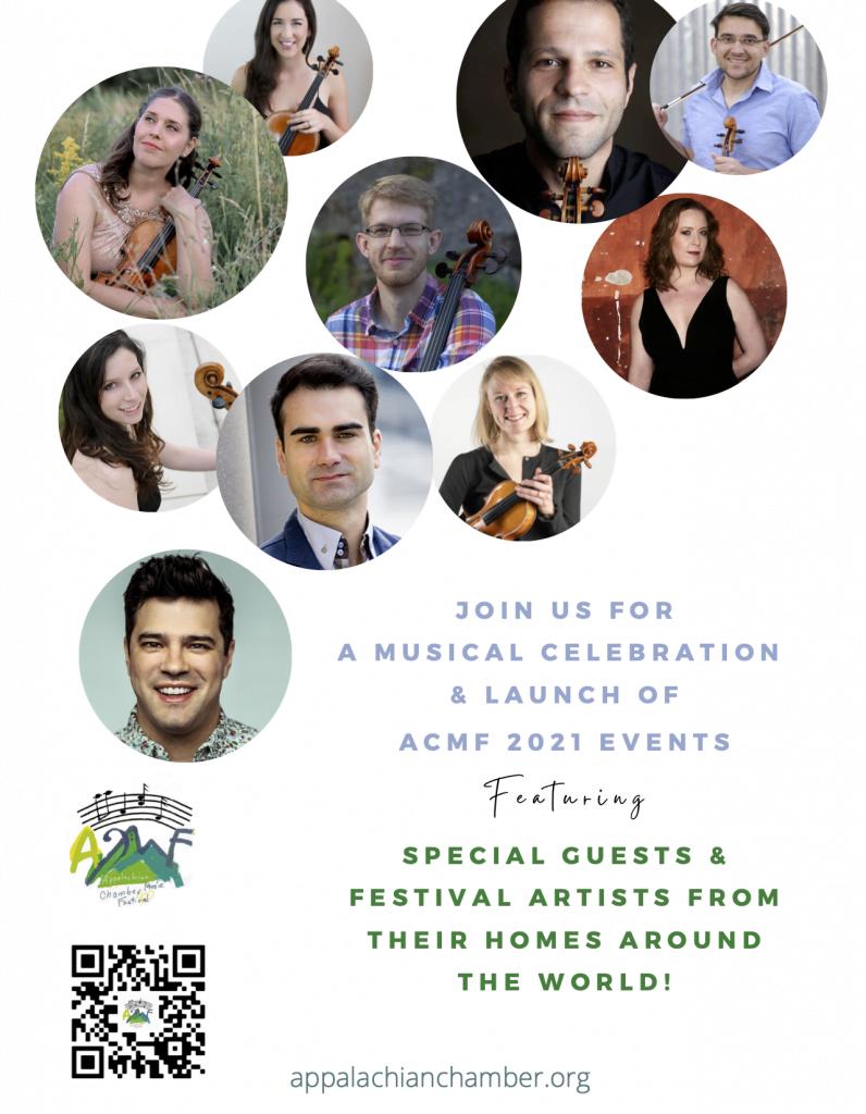 Festival Launch Event Details