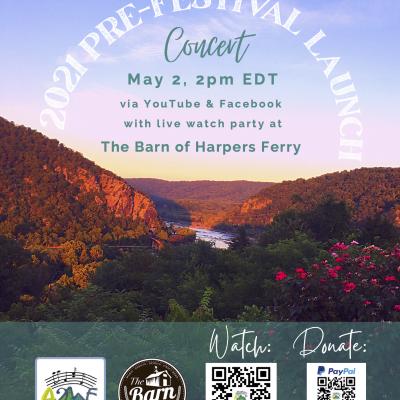 2021 Pre-Festival Launch – Appalachian Chamber Music Festival