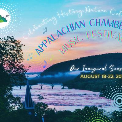 Appalacian Chamber Music Festival Programs Announced!